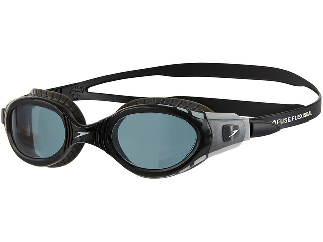 8b4a95d7810cd5 speedo Futura Biofuse Flexiseal duikbrillen grijs/zwart I Online op ...